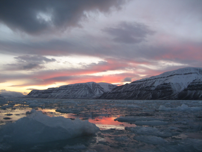 Glacial Norway