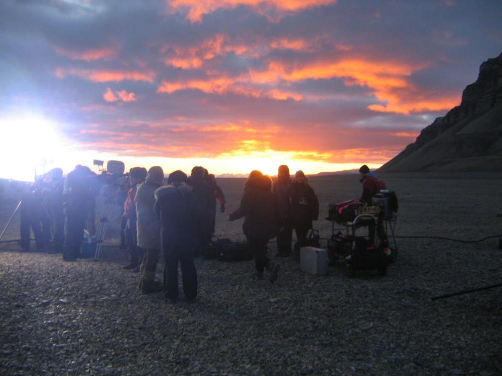 Losing Light Norway Far North