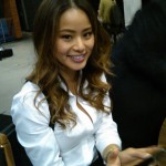 Lunch with Jamie Chung
