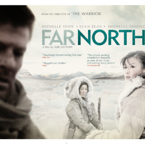 Far North UK poster