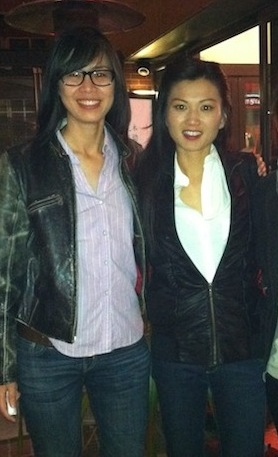 Alice Wu one of my fave ladies.