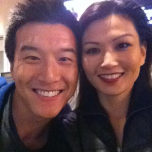Recognize Brian Yang from Saving Face?
