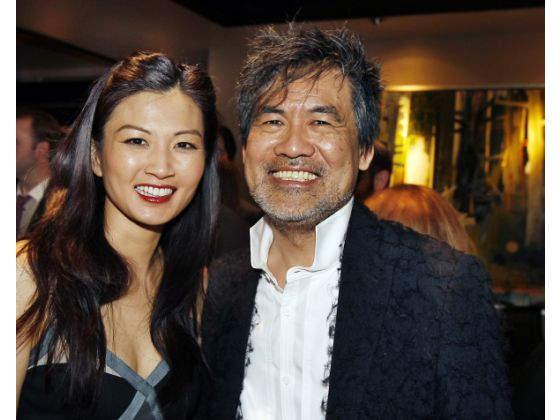 Michelle Krusiec and David Henry Hwang