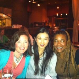 Reuniting with Hokie Alums Patricia Austin and Terri Lynn Delk