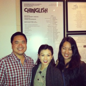 Quan Phung and Michelle Ko
