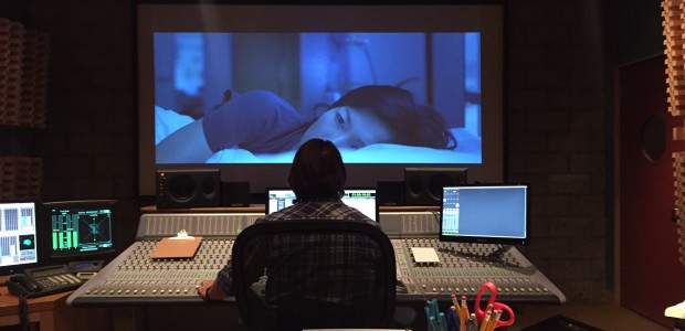 """Hana Grows a Tail"" in the edit bay."
