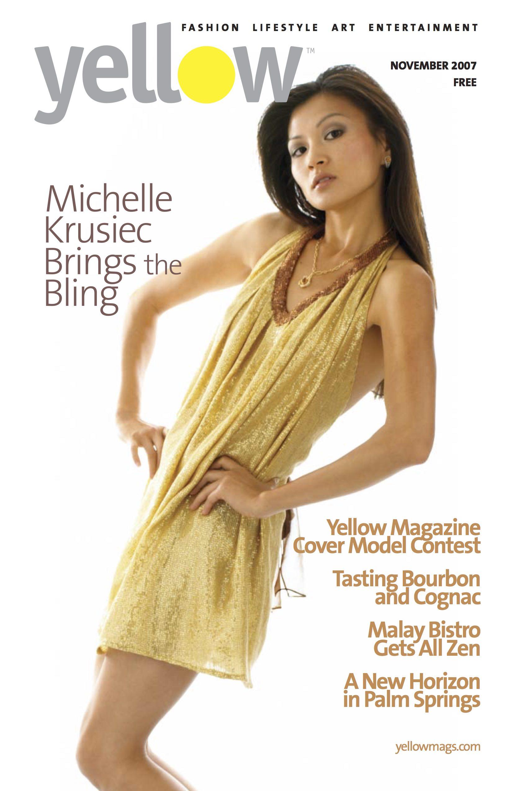 Yellow Nov 07 Cover